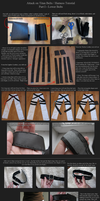 Attack on Titan Belts / Harness Tutorial - Part 1 by neptunyan