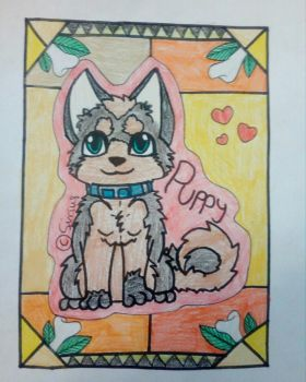 Puppy by Sirius1999