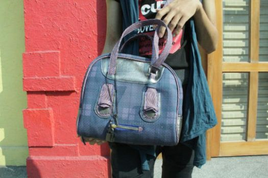 Closest kids-Book boy bag made by Cure Mind Aura by DisgustJade