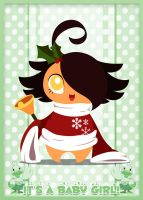 Christmas Baby by Lichtdrache
