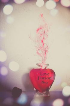 Love potion no.9 by lisawheels89