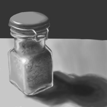 Sea Salt and Rosemary by lopeared-rabbit