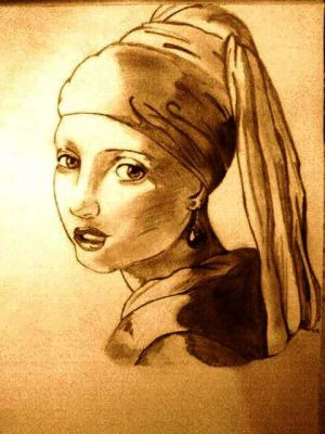 Girl with a Pearl Earring by Tomek2289
