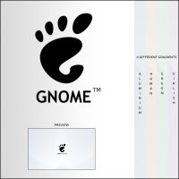 GNOME Desktop Wallpaper by deviantdark