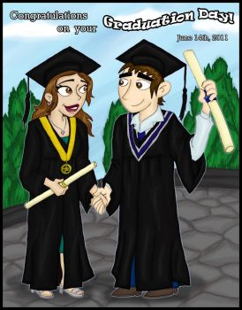 Graduation Day by Dinogaby