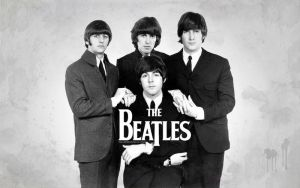 The Beatles Wallpaper by lisong24kobe