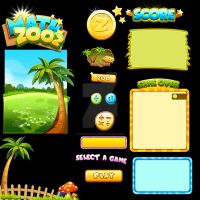 game Ui by Biondic2016