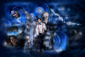 Doctor Who Wallpaper by bxromance