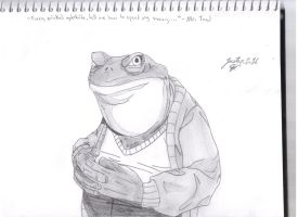 Mr. Toad by Pythagasaurus
