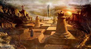 Valley of the Kings by ED-Creations