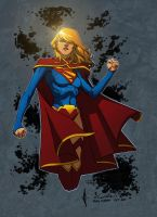 Supergirl New 52 by krissthebliss