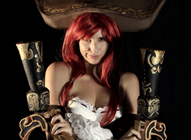 Miss Fortune by RedBiter