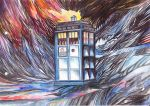 Can I have a Tardis? by snowmarite