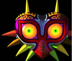 Majora's Mask by Quessey
