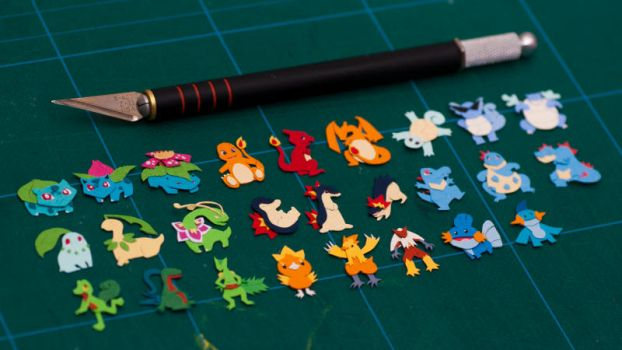 WIP: Starters by PlaidCushion
