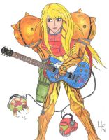 Samus - LLR'n'R - 4th Color by TheLandoBros
