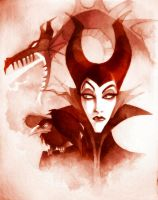 Maleficent 2 by markmchaley