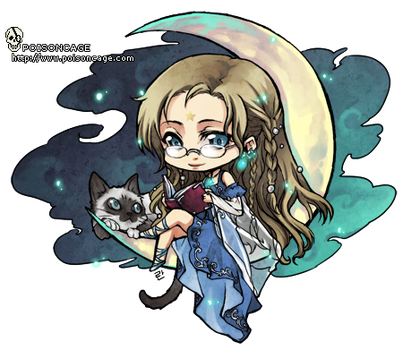 ::chibi for heliossa:: by rann-poisoncage
