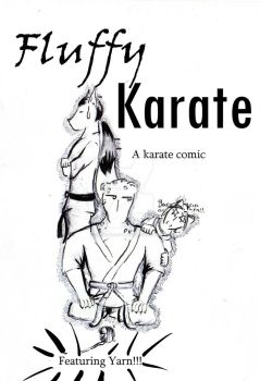 Fluffy Karate Title Page by ONeillMartialArt