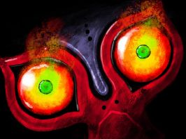Accursed Eyes by HipsterAnt