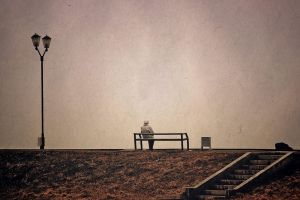 Alone by Eredel