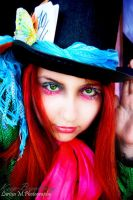 Mad Hatter by keep-breathing