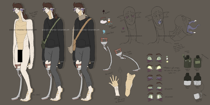 Syvion Vosspar Reference Sheet 2018 by Screwed-Conspiracy