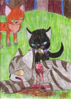 The Death of the Tiger by neutralchao59