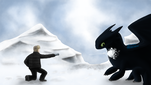 Snowball Fight by LegendEffects