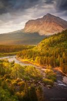 Light Through the Valley by PeterJCoskun