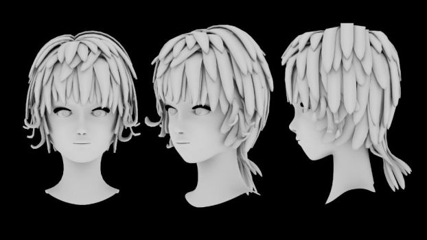Wip - Game model by chrisbreen13