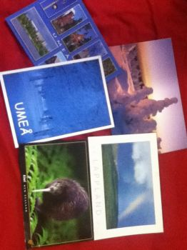Postcards by HuronGirl