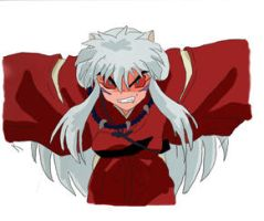Demon Inuyasha by venustasvyxn