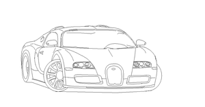 Bugatti Pencil Sketch Templates moreover How To Draw Scary Clowns further Ford Mustang Gt besides Desenhos Do Gta further Cars Coloring Pages. on bugatti color page drawing