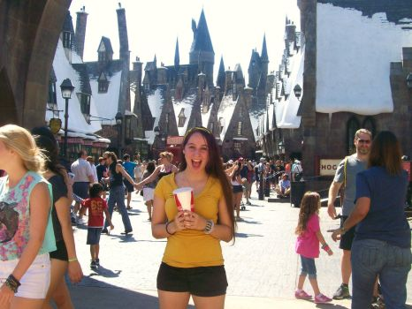 Liveing the Potterhead dream by RomioneShipper4Ever