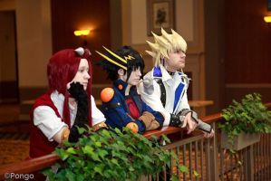 Anime STL: 5D's Group by Malindachan
