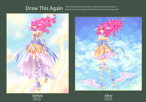Draw This Again Contest 2012 by melonjam