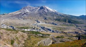 mount st helens by souk1501