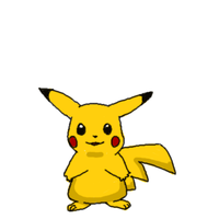Why pikachu not fly? by Bestary
