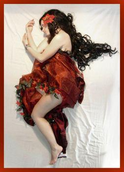 red passion 5 by Lisajen-stock