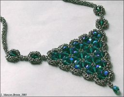 Druantia Necklace by manson-brown