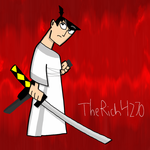 Samurai Jack by Rich4270