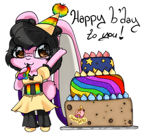 Happy Birthday To You by sheezy93