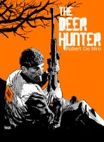 The Deer Hunter by urban-barbarian