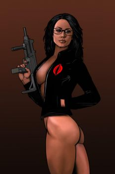 The Baroness Comes Back by co4