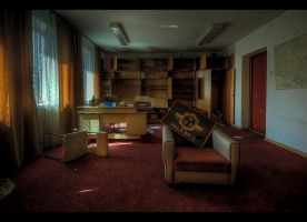 Where is the Boss ? by AbandonedZone