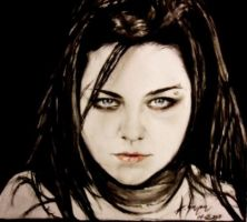 Amy Lee 3 by AlperSngn