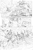 Infestation Transformers 2 - #1 pg.18 by GuidoGuidi
