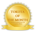 Tokota of the Month Award by noebelle