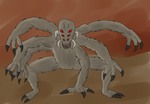 Man-Spider Recolor by SonKitty
